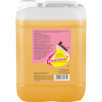 fertőtlenítő folyékony szappan gyümölcsös kliniko-soft 5 liter