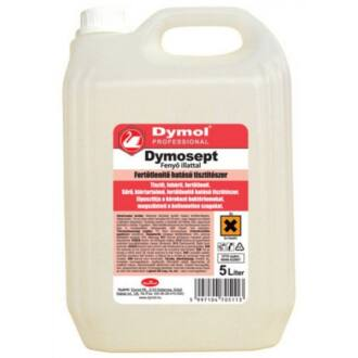 fertőtlenítő tiszítószer dymosept fenyő 5 liter