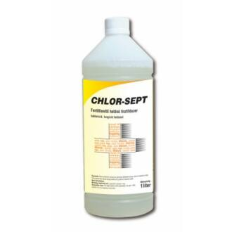 fertőtlenítő tisztítószer inno - chlor sept 1 liter