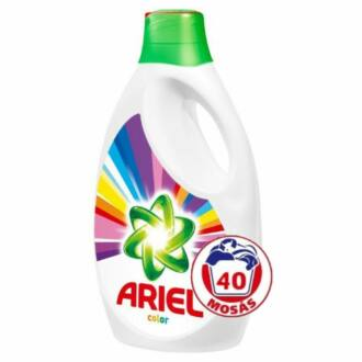folyékony mosószer ariel 2,6 liter color (40 mosás)