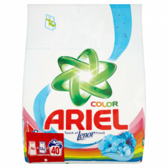 ariel mosópor color 2,8 kg (40 mosás)