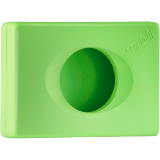 higiéniai tasak tartó exclusive zöld