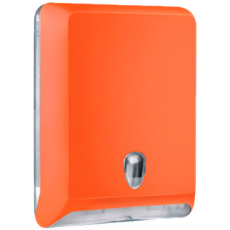 hajtogatott kéztörlő tartó maxi exclusive narancs