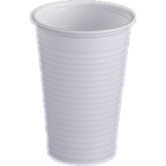műanyag pohár 3 dl fehér