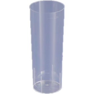műanyag pohár 3 dl long drink
