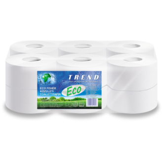 nagytekercses toalettpapír trend eco mini 2 réteg? 19 cm átm. 134m