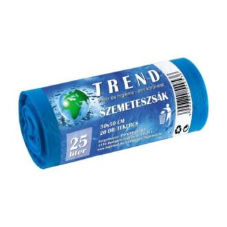szemeteszsák 25 liter trend 50x50cm 15 mikron 20db