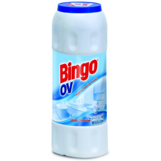 súrolópor bingo klórral 500 g