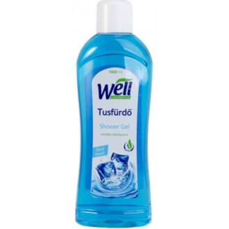 tusfürdő well blue fresh 1 liter