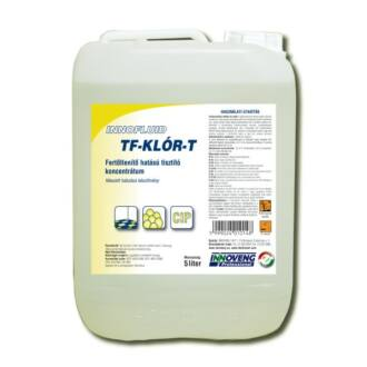 fertőtlenítő takarítószer innofluid tf klór t 5 liter
