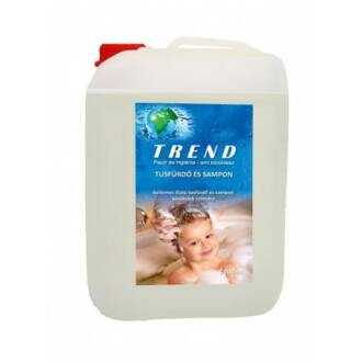 tusfürdő-sampon 2in1 trend 5 liter