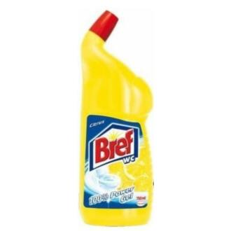 bref wc gél citrus 750 ml