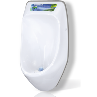 urimat ecoplus víz nélküli pissoire (reklámfelülettel)